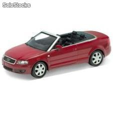 Welly 1:24 audi a4 cabriolet