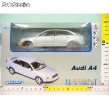 Welly 1:24 audi a4 - kit do składania