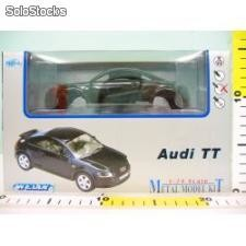 Welly 1:24 audi tt - kit do składania