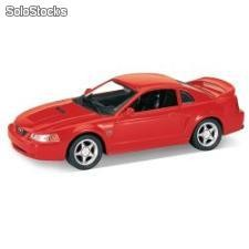 Welly 1:24 ford mustang gt 1999