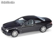Welly 1:24 mercedes-benz cl600