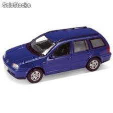Welly 1:24 vw-volkswagen golf variant 2001