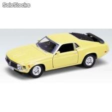 Welly 1:34 ford 1970 mustang boss 302