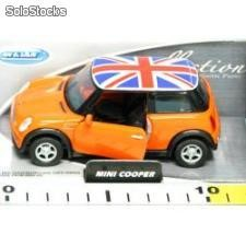 Welly 1:34 mini cooper - anglia
