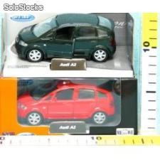 Welly audi a2 1:34-39