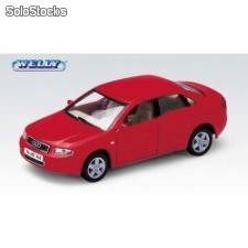 Welly audi a4 1:34-39
