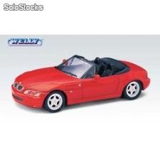 Welly bmw z3 cabrio