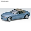 Welly bmw z3 cabrio - soft-top