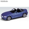 Welly bmw z4 cabrio 1:34-39