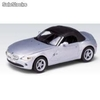 Welly bmw z4 cabrio - soft-top
