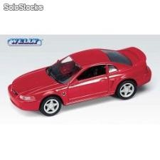 Welly ford'99 mustang gt