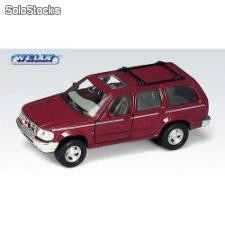 Welly ford explorer 1:34-39