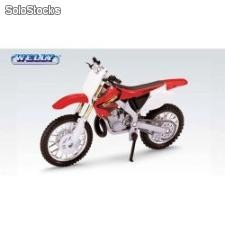 Welly-motor 1:18 honda cr250r