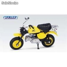 Welly-motor 1:18 honda monkey
