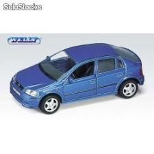 Welly opel '00 astra 1:34-39