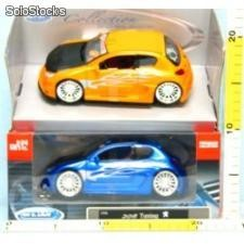 Welly-peugeot 206 tuning 1:24