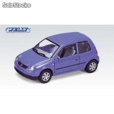Welly volkswagen lupo 1:34-39