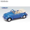 Welly vw beetle- garbus cabrio