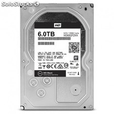 Western Digital - Black 6000GB Serial ATA III disco duro interno - 17601718