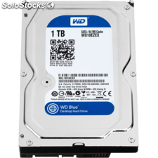 Western digital blue 1000gb serial ata iii disco duro interno