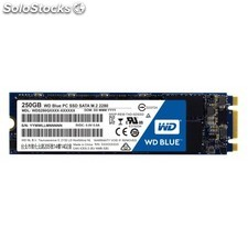 Western Digital - Blue pc ssd 250GB m.2