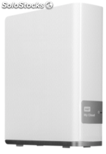 Western Digital My Cloud 3,5 4TB lan