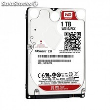 Western Digital - Red 1000GB Serial ATA III disco duro interno - 5127006
