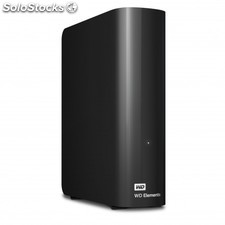 Western Digital - WD Elements Desktop 2000GB Negro disco duro externo