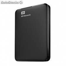 Western Digital - WD Elements Portable 3000GB Negro disco duro externo -