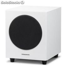 Wharfedale wh D8 white subwoofer