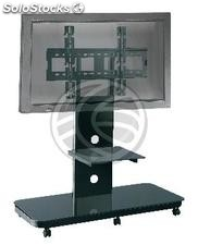 "Wheeled floor stand for flat screen of 37"" -50\"" (CMB-930B) (OU45)"