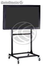 """Wheeled floor stand for screens from 56\"""" a 70\"""" (PLAB-1035) (OH05)"""