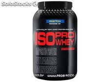 Whey Protein Isolate Sabores múltiples