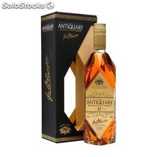 Whisky antiquary blended scotch whisky 21 años // whisky escocés