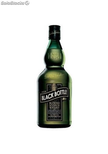 Whisky Black Bottle 100 cl