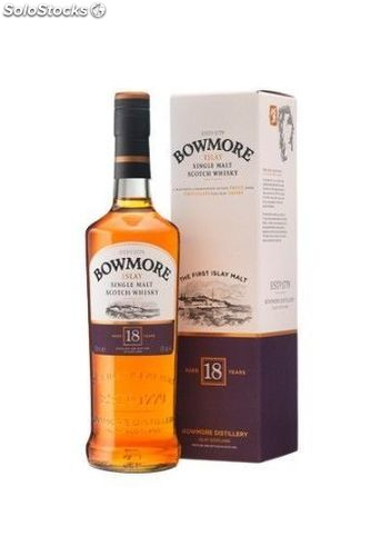 Whisky Bowmore 18 Yo 70 cl