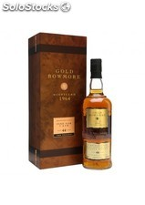 Whisky Bowmore oro 44 ho 70 cl