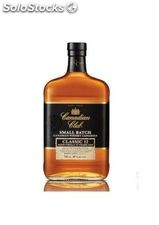 Whisky Canadian Club piccolo lotto 12 Io 100 cl