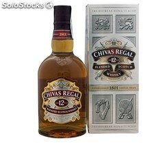 Whisky Chivas Regal 12 Años 70 Cl.