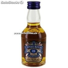Whisky Chivas Regal 18 años Gold Signature 5cl