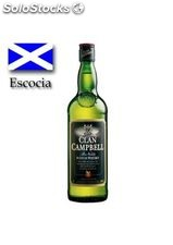 Whisky Clã Campbell 100 cl