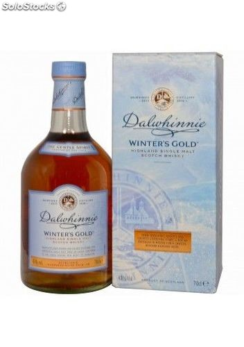 Whisky Dalwhinnie Winters Gold 70 cl