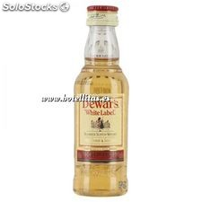 Whisky Dewar´s White Label 5cl