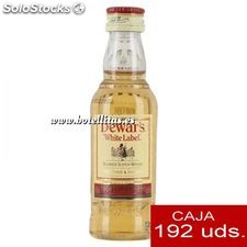 Whisky Dewar´s White Label caja de 192 uds