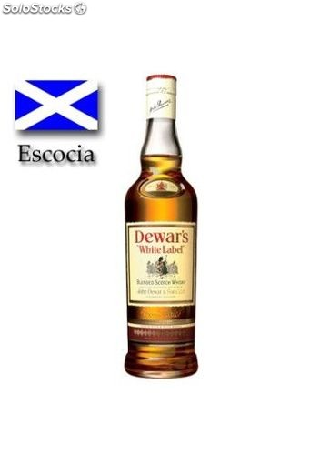 Whisky Dewars White Label 70 cl