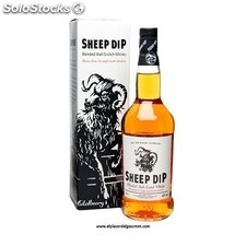 Whisky escoces sheep dip 70CL.