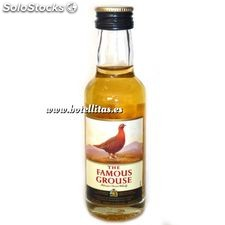 Whisky Famous Grouse 5cl