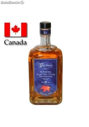 Whisky Glen Breton Malta Ice Wine 70 cl