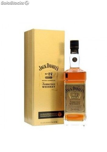 Whisky Jack Daniels Gold Nº 27 70 cl