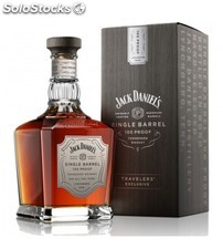 Whisky Jack Daniels Single barrel 100 prova 100 cl